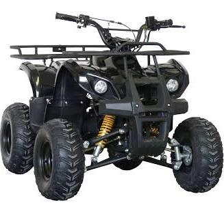 Dětská čtyřkolka Toronto Hummer Nitro 125ccm černá