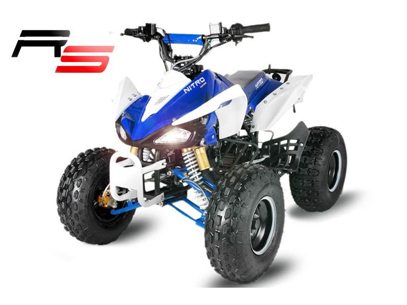Dětská čtyřkolka ATV Speedy SPORT RS 125ccm modrá
