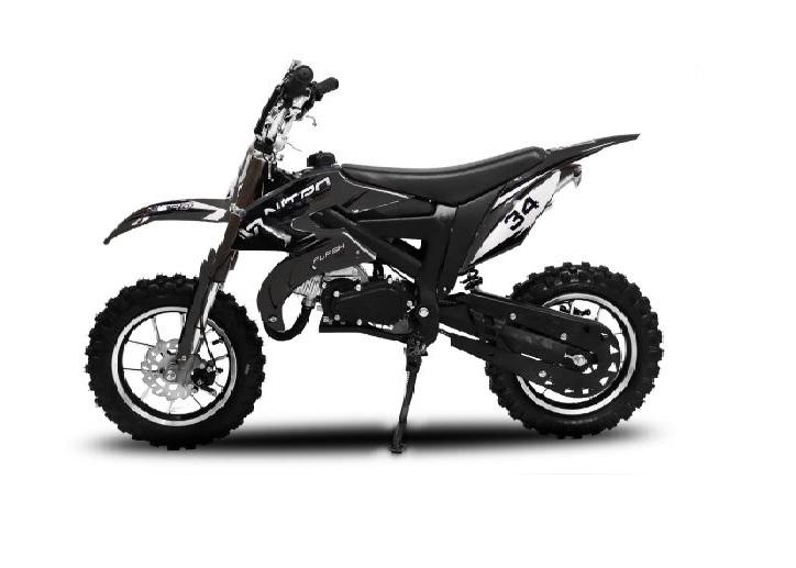 "Minicross Flash Sport 10"" černá mini cross"