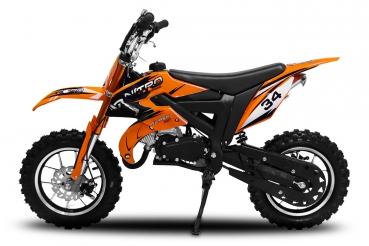 "Minicross Flash Sport 10"" oranžová mini cross"