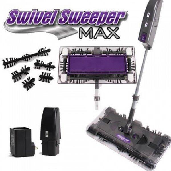 SWIVEL SWEEPER MAX bezdrátový zametač