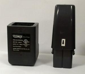 Nabíječka a baterie pro Swivel Sweeper Max