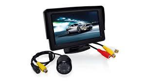 Pakrovací kamera pro automobily