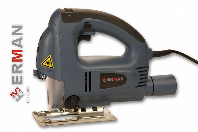 Přímočará pila Erman 1250Wattů s laserem