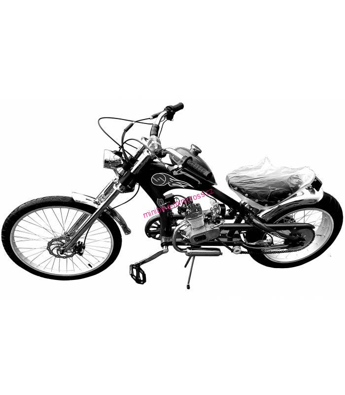Motokolo Chopper 80cc black