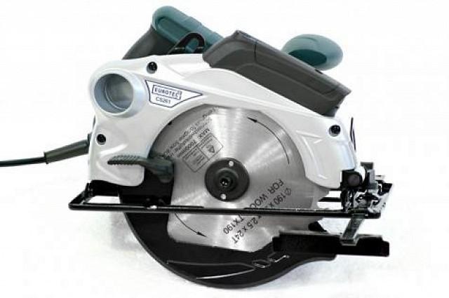 Ruční okružní pila Mafl Eurotek 2000W s laserem