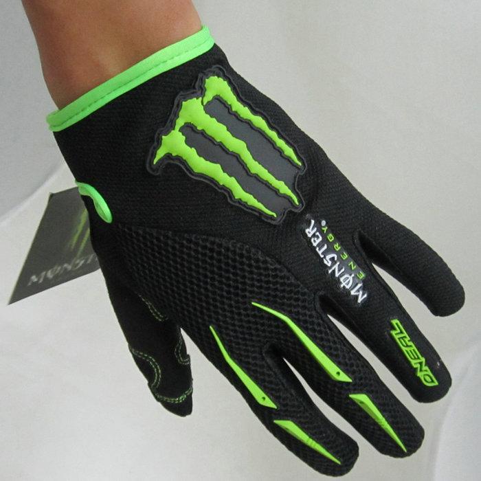 Moto rukavice Monster