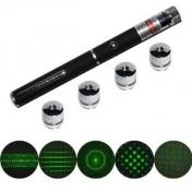 Laserové ukazovátko 5 efektů 300mW