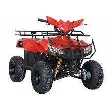 Mini ATV Hummer 125 červená